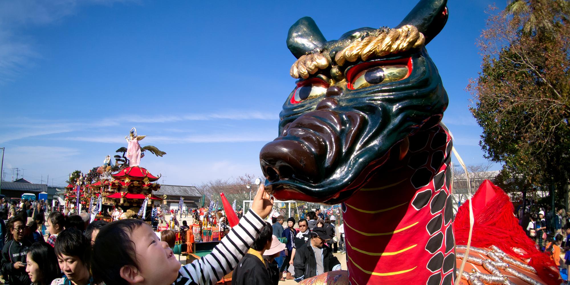 画像: 八代妙見祭